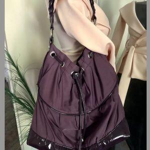 Exotix Shoulder Bag Braided Shoulder Strap